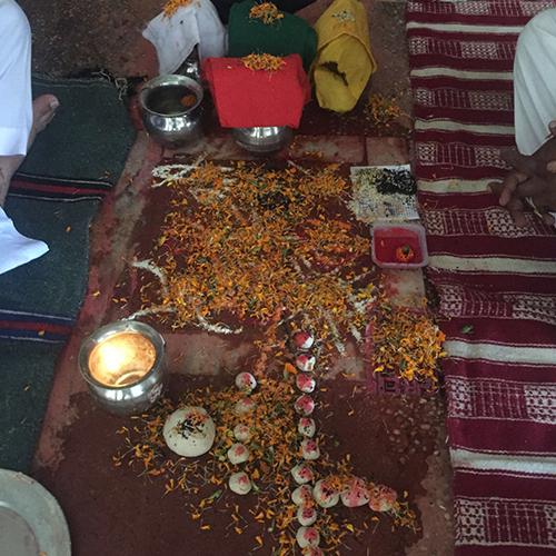 saraswati tirth pehowa kurukshetra